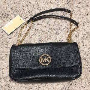 NWT Michael Kors Fulton Shoulder Bag
